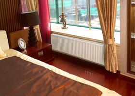 铜管铝翅散热器