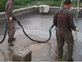 屋面聚脲防水施工
