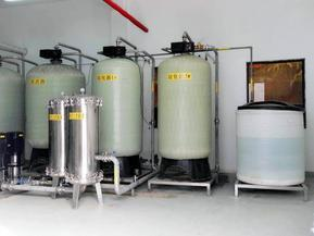 供应银川离子交换软化水设备-志享瑞环保