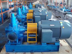 YCB圆弧齿轮泵船用泵