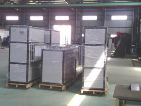 佐岛CGTZF10管道式调温除湿机