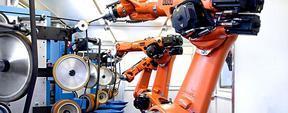 重庆创拓科技机器人维护保养