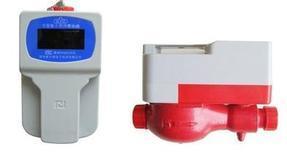 一体化水控器水表