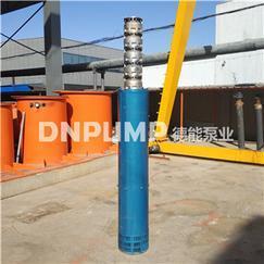 泵管安装式深井泵/高原地形抽水用泵