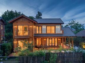 售楼处木屋木楼茅草木屋高档木屋景区木屋海边木屋度假村木屋