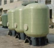 玻璃钢污水处理设备罐