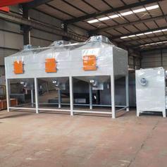 厂家供应 催化燃烧废气处理设备