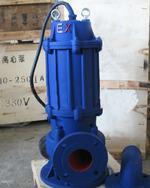 WQ潜水无堵塞排污泵