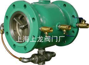 """""""龙申""""牌LHS743X型低阻力倒流防止器"""