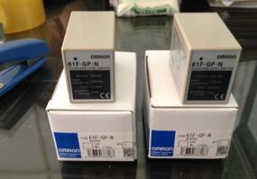 欧姆龙液位控制器61F-G3 AC110/220