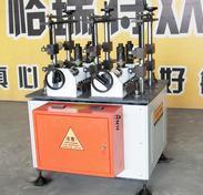 莫申专业制造穿条机/真空木纹转印设备/铝型材静电粉末喷涂设备/贴膜打包机
