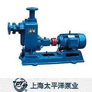 ZX型清水自吸式离心泵