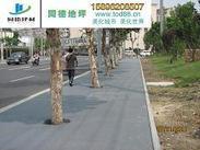 温州透水混凝土/温州透水路面/温州彩色透水混凝土艺术地坪/温州彩色混凝土