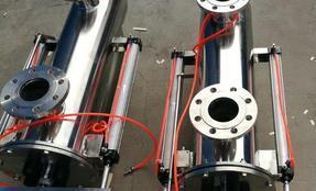 污水处理|自动清洗紫外线消毒器