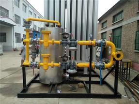 燃气调压箱 燃气调压计量撬 调压装置型号