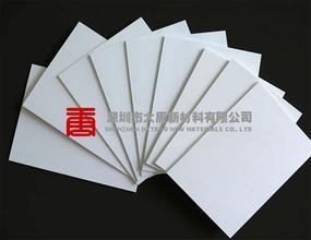 户外广告装饰PVC发泡板 PVC结皮板