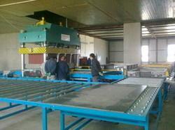 供应大型珍珠岩保温板材自动化生产线成套设备