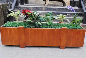 市政景观装饰花箱