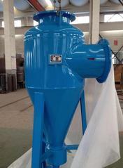 南京百汇净源厂家直销BHCS型旋流除砂器