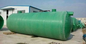 河北万玖生产化粪池各种规格可定制厕所革命化粪池