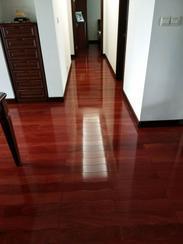 上海实木地板护理公司