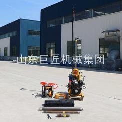 YQZ-50B型轻便取样钻机 便携式工程勘察钻机