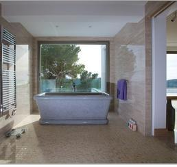 花岗岩浴缸GVS033