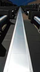 铝合金盖板变形缝
