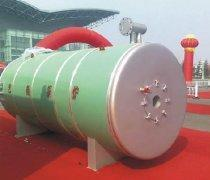 其它工业锅炉 艺能专业制造:固定炉排导热油炉