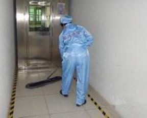 沈阳工业保洁涂装车间保洁工程
