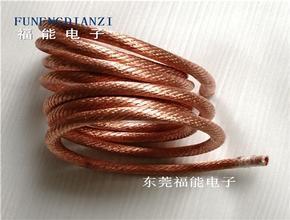 紫铜裸电缆线TRJ软铜绞线福能批发价低