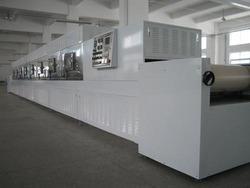 微波纱线筒子纱烘干机