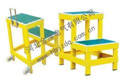 高压绝缘凳,绝缘推凳,绝缘梯凳,绝缘高低凳,绝缘凳,高低凳,多层凳JYD-GD-0.6m