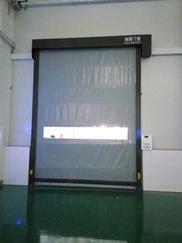 济阳PVC防静电门帘 地磁工业门厂家