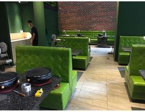价格实惠的餐厅桌椅 饭店快餐桌椅量身定制工厂直销