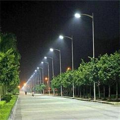 济南led路灯工程公园照明亮化设计