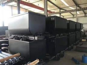 MFC1.0-6型翻斗式矿车 新型号