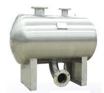 不锈钢圆柱形水箱北京麒麟公司