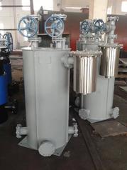 立式负压煤气排水器