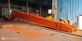 挖掘机加长臂定制厂家——广州众合机械