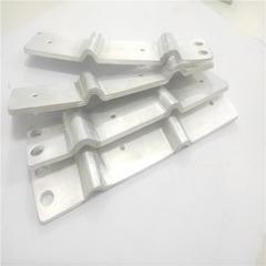 铝母排焊接加工 铝箔软连接 软铝排 电池铝巴