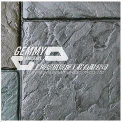 英伦方石压模模具、透水混凝土材料