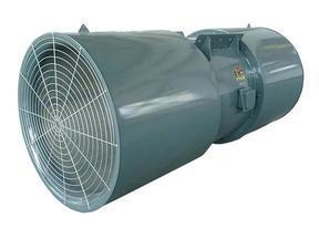SDS(DTF)大风量高速射流式通风机