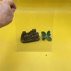 广东AR超白玻璃厂家直销1-3mm超白钢化玻璃