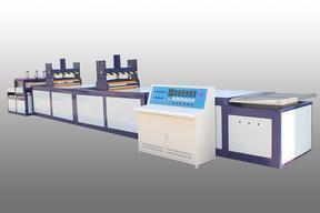 液压式玻璃钢拉挤设备专业生产供应济南鼎和顺机械