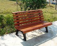 乌鲁木齐塑木地板、新疆塑木园林椅厂家