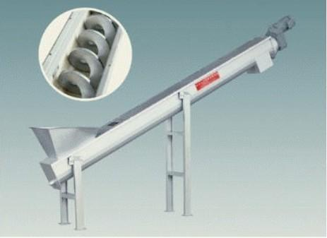WLS系列无轴螺旋输送机 无轴螺旋输送机 螺旋式输送机 螺旋输送机技术参数 螺旋输送机选型参数 杭州三力机械