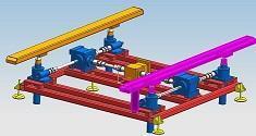 SWL15丝杆升降机,多台联动丝杆升降机平台