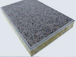 岩棉花岗岩|大理石粘接保温一体板胶粘剂