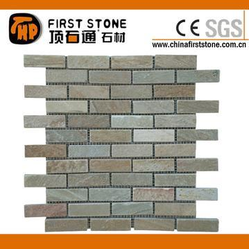 板岩马赛克墙砖FSMT-S073